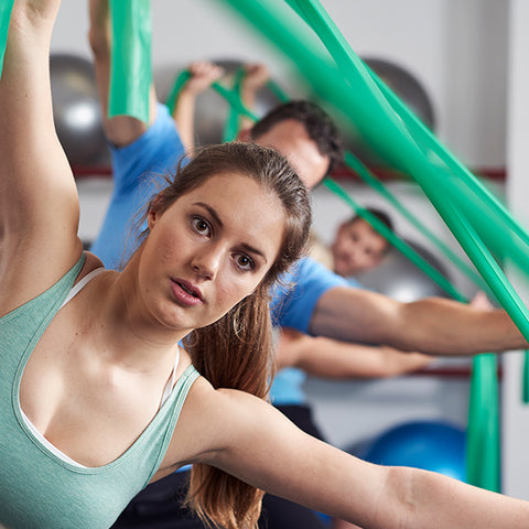 Pilates Instructor Small Apparatus Courses - Flexiband
