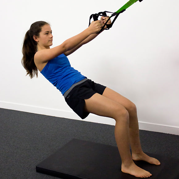 Personal Training for Youth - Suna Pilates