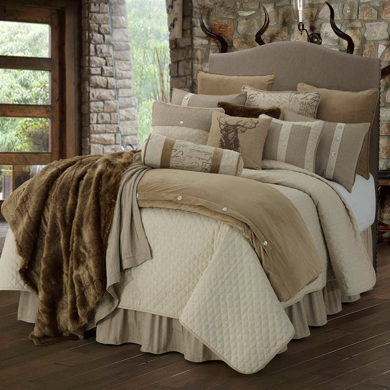 Bayfield Bear Duvet Set