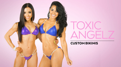 Introduction to Toxic Angelz Bikinis