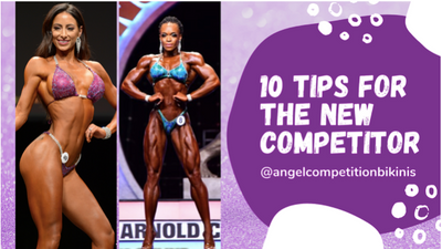 10 tips for the new competitor