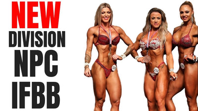 Coming in 2020... IFBB & NPC Wellness Division