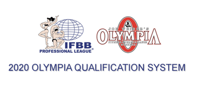 Olympia 2020 Qualification System