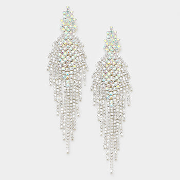 Tiara AB Earrings