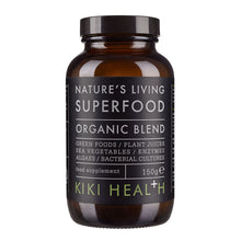 Load image into Gallery viewer, KIKI HEALTH Nature's Living Superfood Organic Blend 32種強鹼性綜合超級食品