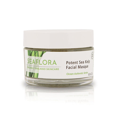 SEAFLORA Potent Sea Kelp Facial Masque 海藻療癒面膜