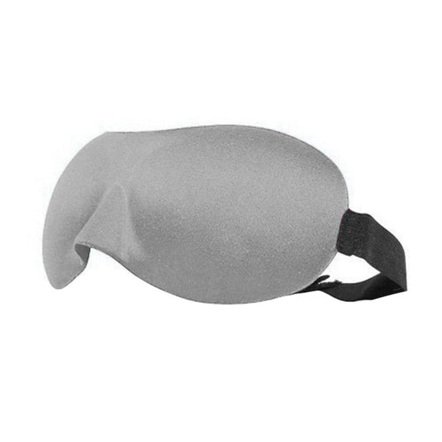 3D Blind folds Stereoscopic Rest Eye Shade Sleeping Eye Mask
