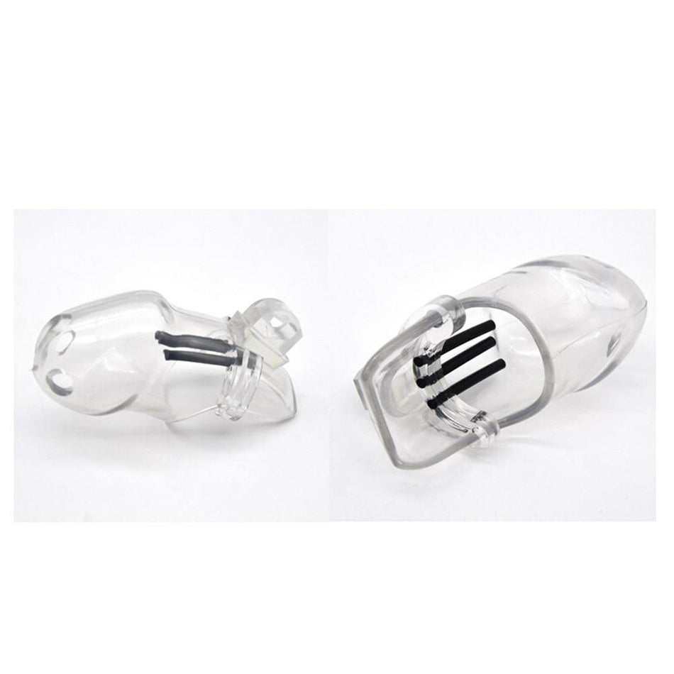 Anti-cheating Anti-Shedding ring for Male Chastity Device Cock Cages 2 Colors