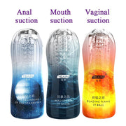 Flesh Vibrating Light Male Sex Masturbation