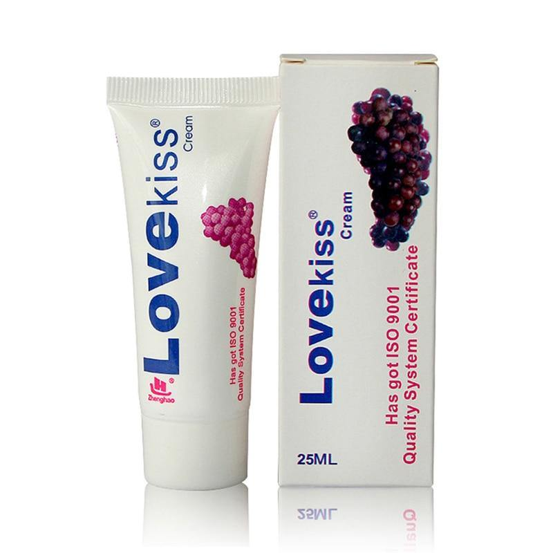 Fruit Flavor Intimate Lubricant For Vagina Penis Water Soluble Fisting