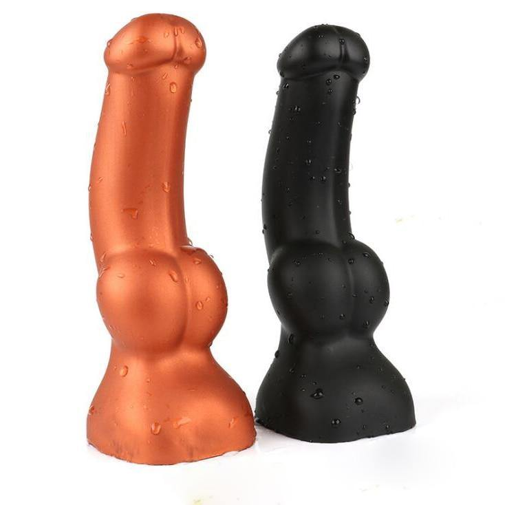 Dildo Soft Liquid Silicone Artificial Big Penis