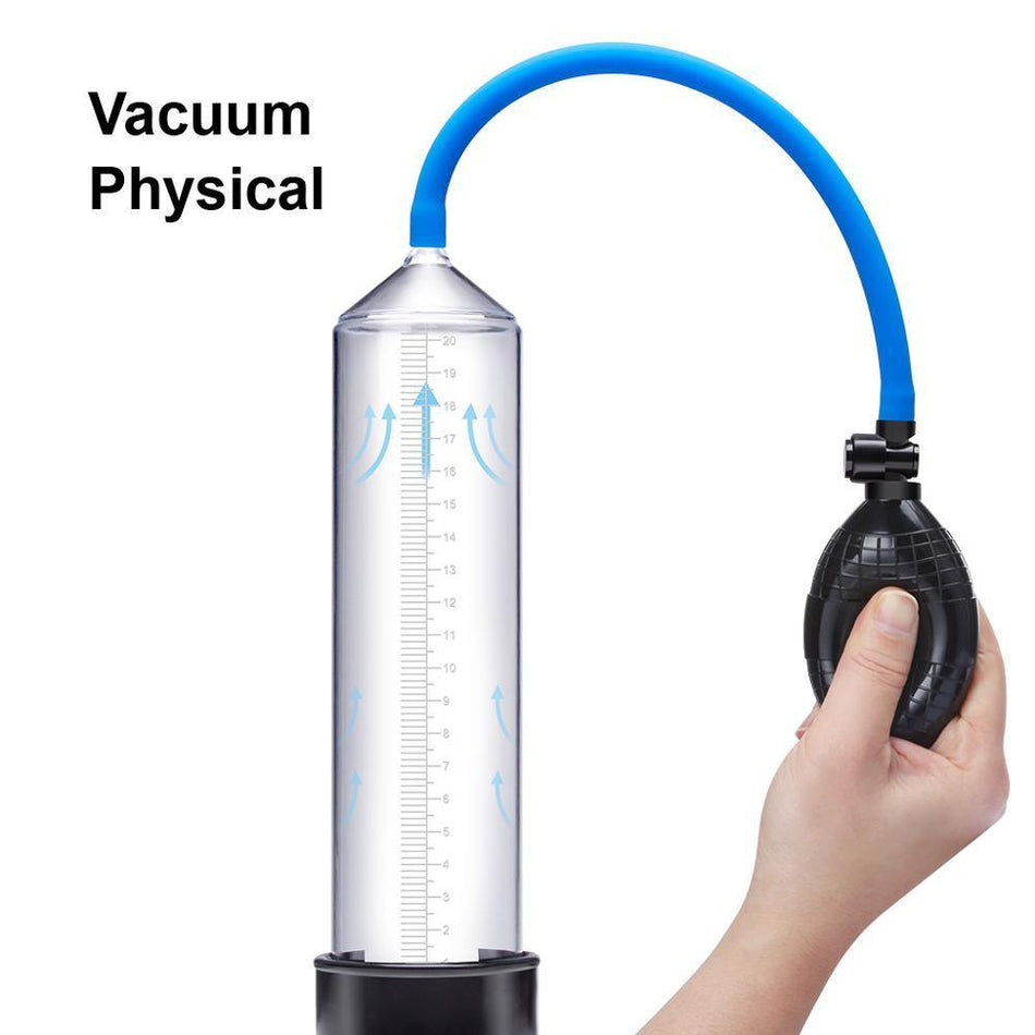 Vacuum Penis Enlargement Penis Extender Pump