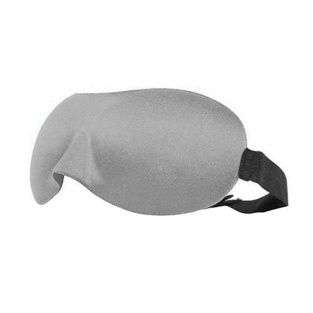 Rest EyeShade Sleeping Eye Mask Cover 3D Blind folds For Health Care To Shield The Light Stereoscopic Eye patch