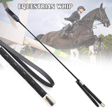 Riding Crop Horse Whip PU Leather Horsewhips Lightweight Riding Whips Lash Sex Toy