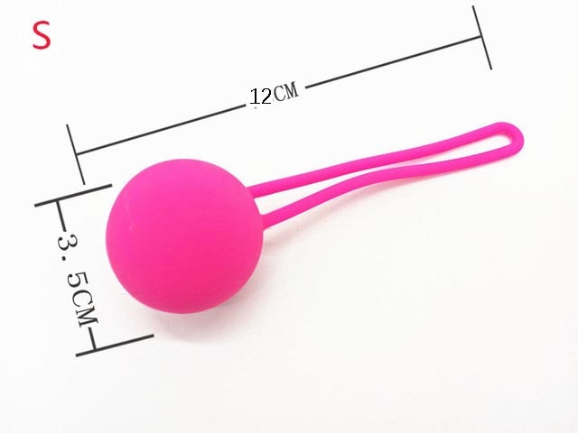 Safe Silicone Smart Kegel Ball Ben Wa Ball