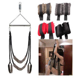 Sling Rope Sex Swing Straps Adult Door Hanging Sexual Joy for SM Party Game