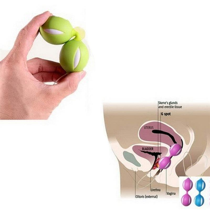 Smart Silicone Ball Safety Global Kegel Ball