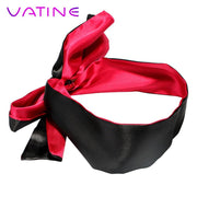 VATINE Sexy Eye Mask Blindfold SM Bondage Erotic Toys Role Play Sex Toys for Couple Adult Games Party NightLife