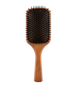 Wooden Paddle Brush