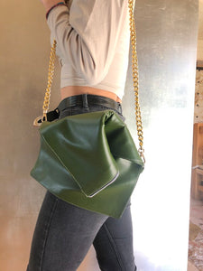 Vegan cactus leather bag TUNA