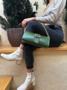 Vegan cactus leather bag ESPINA