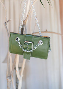 Vegan cactus leather bag PENCA