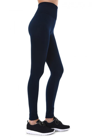 Premium Fleece Lined Leggings - 7 colors