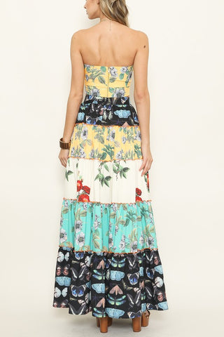 Flower Child Two Piece Dress