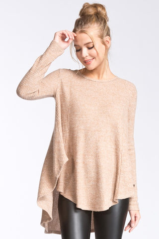All about the Comfort Top - Camel
