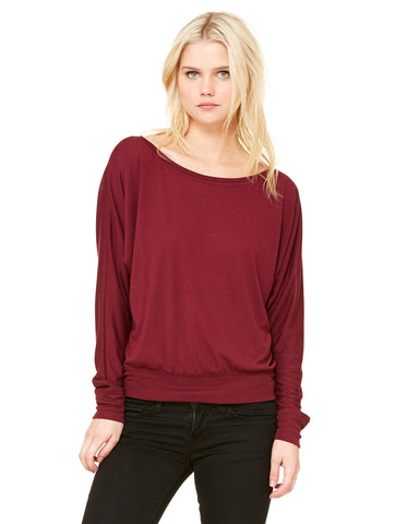 Weekend Getaway Top - Maroon