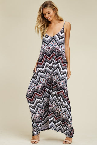 Boho Vibes Maxi Dress - Berry