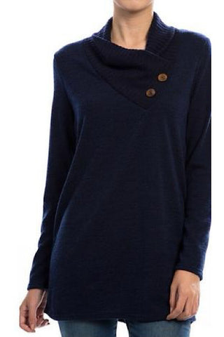 Weekend Escape Sweater - Navy