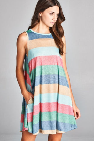 Summer Sherbert Dress