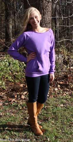 Edgy Eco-Friendly Sweatshirt - 8 Colors - Blue Chic Boutique  - 6