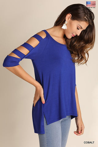 Night on the Town Top - Royal
