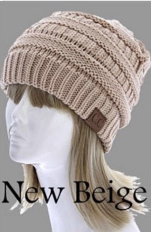 C.C. Knit Beanie - 30 - Blue Chic Boutique  - 13