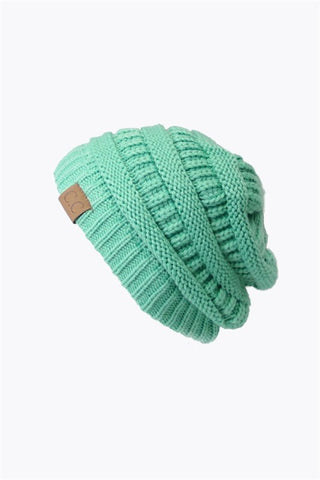 C.C. Knit Beanie - 30 - Blue Chic Boutique  - 5