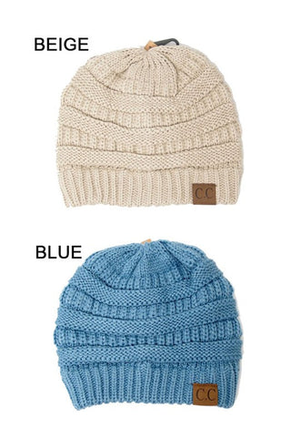 C.C. Knit Beanie - 30 - Blue Chic Boutique  - 8