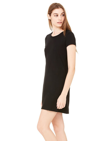 The Perfect Tee Shirt Dress - Black - Blue Chic Boutique  - 11