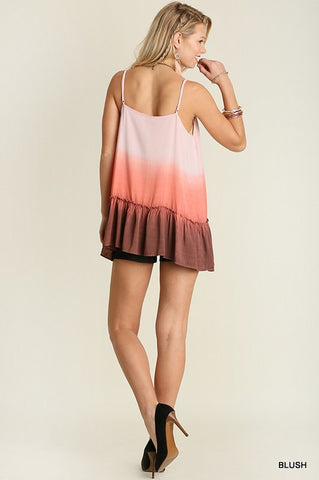 Lakeside Lunch Tank - Pink - Blue Chic Boutique  - 4