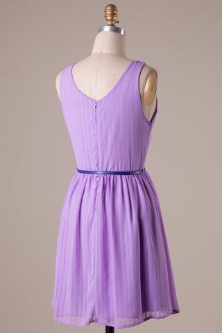 Cheers!  Dress in Blush - Blue Chic Boutique  - 2