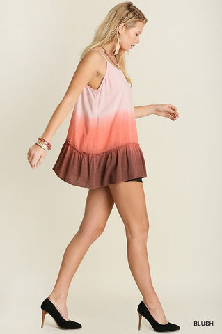Lakeside Lunch Tank - Pink - Blue Chic Boutique  - 2