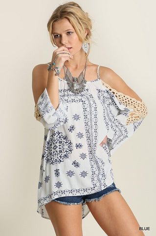 Boho Dreams Top - Black - Blue Chic Boutique  - 7
