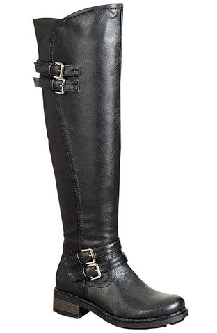 Autumn Boots - Black - Blue Chic Boutique