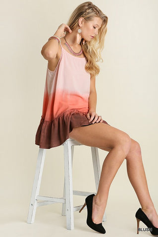 Lakeside Lunch Tank - Pink - Blue Chic Boutique  - 3