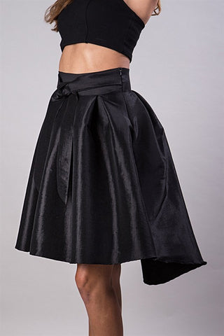 Showstopper Skirt - Black - Blue Chic Boutique  - 3