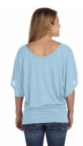 Flowy Dolman Tee - S-2XL - 12 colors - Blue Chic Boutique  - 19
