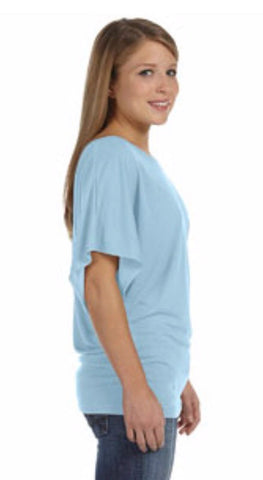 Flowy Dolman Tee - S-2XL - 12 colors - Blue Chic Boutique  - 20