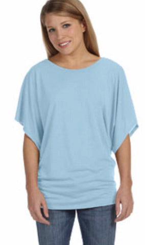 Flowy Dolman Tee - S-2XL - 12 colors - Blue Chic Boutique  - 16