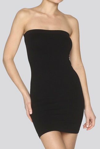 Seamless Slip - Black - Blue Chic Boutique